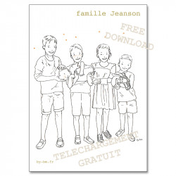 The Jeanson family