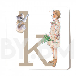 Illustrated K