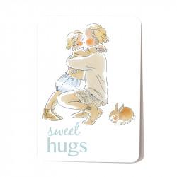 Sweet hugs - winter