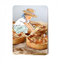 Tarte aux abricots x...