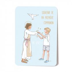 1st communion - boy