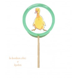 Lollipop duckling x le...