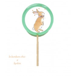 Lollipop rabbit x le bonbon...