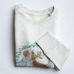 Sweatshirt 7-8 y.o. by•bm x...