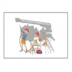 Petits métiers - Pompiers