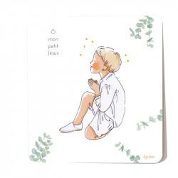 O my little Jesus - Blond hair