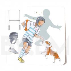Petit rugbyman